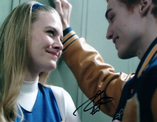 Tiera Skovbye Signed Autographed 8x10 Photo RIVERDALE Summer of 84 Actress COA