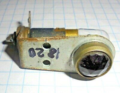 Precision Apparatus Tube Tester Pilot Light Jewel Lens Assembly