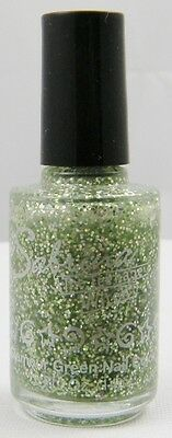 Sabrina The Teenage Witch Nail Color - Glamour Green