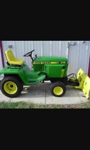 WANTED ride on mower