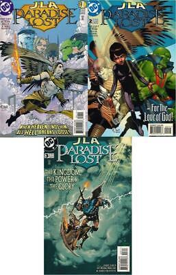 JLA Paradise Lost #1-3 Complete Set