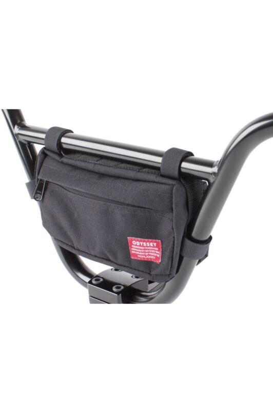 Odyssey BMX Switch Pack / Bag - Frame & Hip Pack - Black