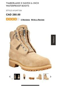 Timberland X Haven 6 inch Winter Boots