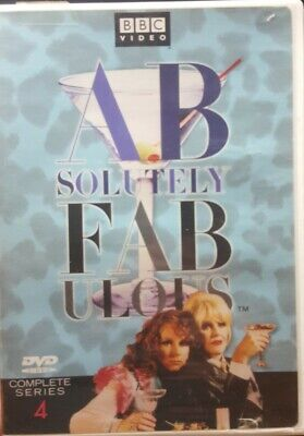 Absolutely Fabulous: Complete Series 4 (2-Disc DVD Set)