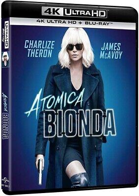 ATOMIC BLONDE (Charlize Theron) 4K Ultra HD + - Blonde Superhelden