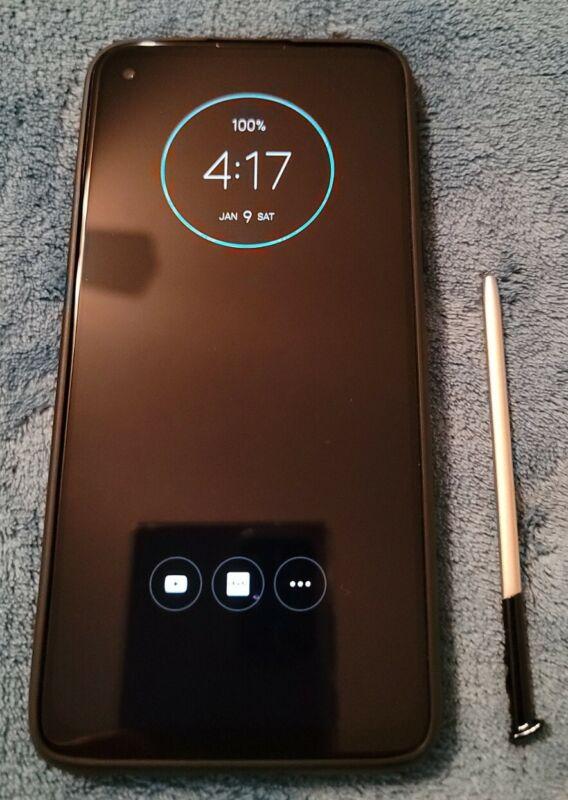 Motorola Moto G Stylus XT2043 - 128GB - Mystic Indigo - 2 Day Battery