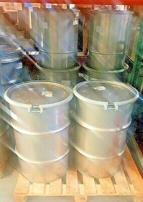 Stainless Steel Drum Barrels Open Top With Bolt Ring Various Sizes And Quality