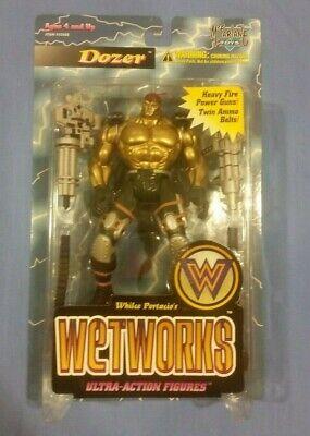 Wetworks Dozer Action Figure MOC - $9.99