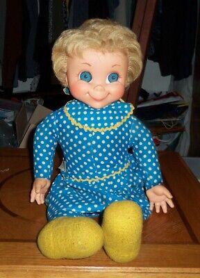 Vintage Mrs. Beasley Doll Family Affair Buffy's Doll 1967 Mattel