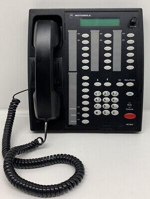 Motorola Mc3000 Digital Tone Remote L3223a Free Shipping Wall Phone No Adapter