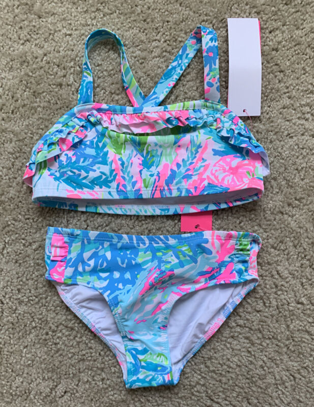 NWT Lilly Pulitzer Girl