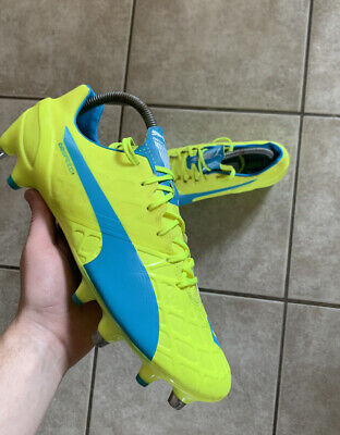 PUMA evoSPEED 1 SG Boots PRO uk 8.5 - RRP200 ( like Nike And Adidas)