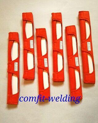 Weldas 6 Hard Hat Sweat Band Air Cushioned Comfort Pad Lot Anchor Sweatsopad