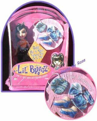 new 2002 lil BRATZ mini JADE MIX N MATCH FASHIONS