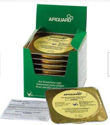 Apiguard Varroa Mite Control for Beekeeping (10 Pack)