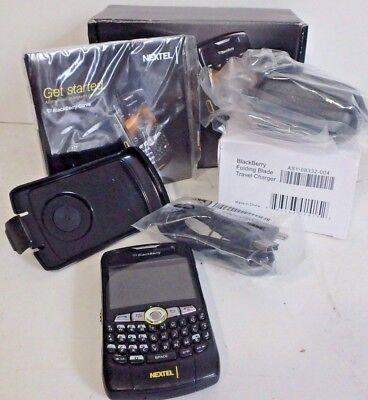 BlackBerry Curve 8350i - In Original Box (Sprint/Nextel) Smartphone #8350i Sprint Nextel Blackberry Curve