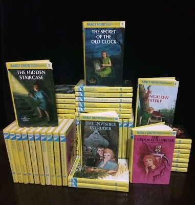 Nancy Drew Mystery Flashlight Glossy Keene BUILD A LOT: CHOOSE TITLES FREE SHIP