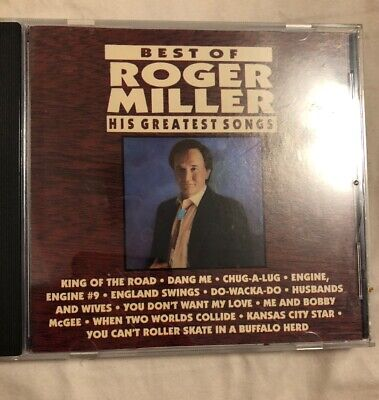 Best Of Roger Miller: His Greatest Songs by Roger