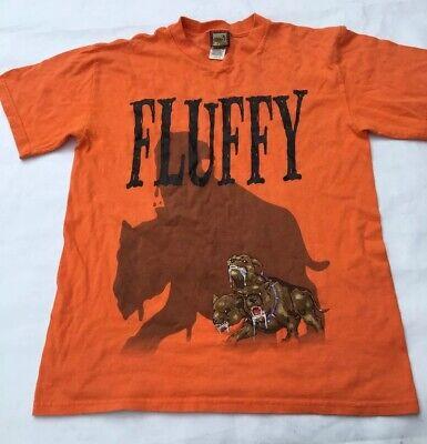3 Headed Dog Costume (Harry Potter Fluffy 3 Headed Dog Youth Large 14-16 L Costume Halloween Orange)