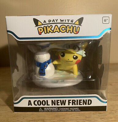 A Day With Pikachu A Cool New Friend Funko Pop