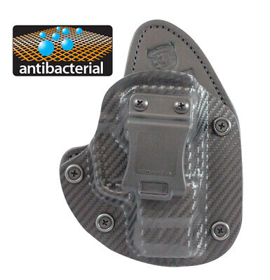 Best Kahr PM9 Hybrid Holster Most Comfortable IWB, COOL  ANTIMICROBIAL PADDING