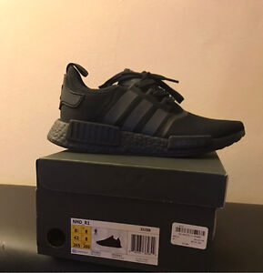 All adidas black nmd $320 obo size 8.5
