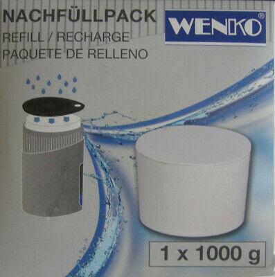 Wenko Raumentfeuchter Nachfüllpack 1kg