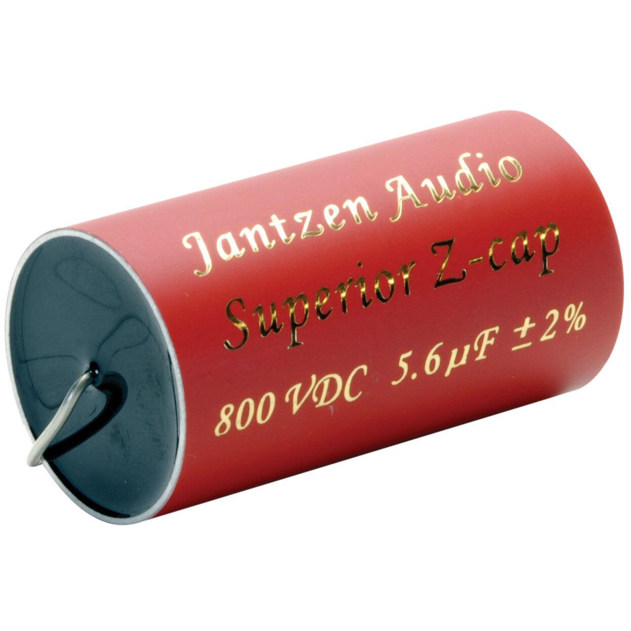 Jantzen 0674 8.2uF 800V Z-Silver Capacitor