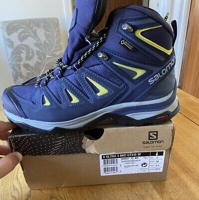 salomon x ultra 3 mid gtx Size UK 5