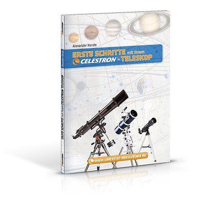 Exklusiv und kostenlos bei ausgewählten Teleskopen von Celestron Deutschland.