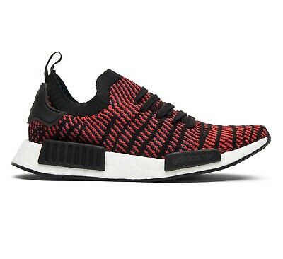 premium selection 0fabc 4ef0b Best Deals On Adidas Nmd R1 Black Red - comparedaddy.com