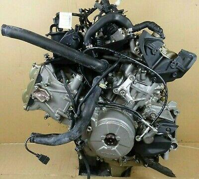 2012 - 2014 Ducati 1199 Panigale S COMPLETE ENGINE MOTOR TRANSMISSION 12k miles