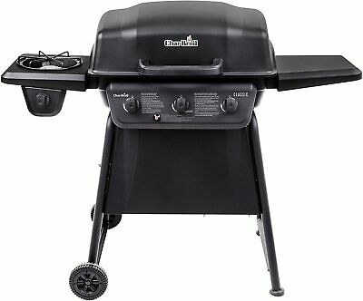 char broil classic 30 000 btu stainless