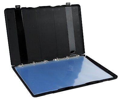 Presentationportfolio Binder Kit 11 X 17 Pages Included - Black