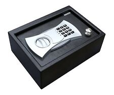 New Black Drawer Safe with Electronic Lock Home Office Hotel Gun DS5