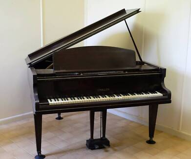 Antique Challen Baby Grand Piano - Mid 1930's