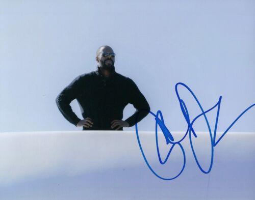 GFA Fear the Walking Dead * COLEMAN DOMINGO * Signed 8x10 Photo MH1 COA