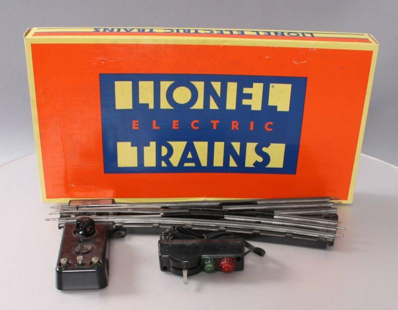 Lionel 6-5165 O72 Right Hand Remote Switch Turnout EX/Box