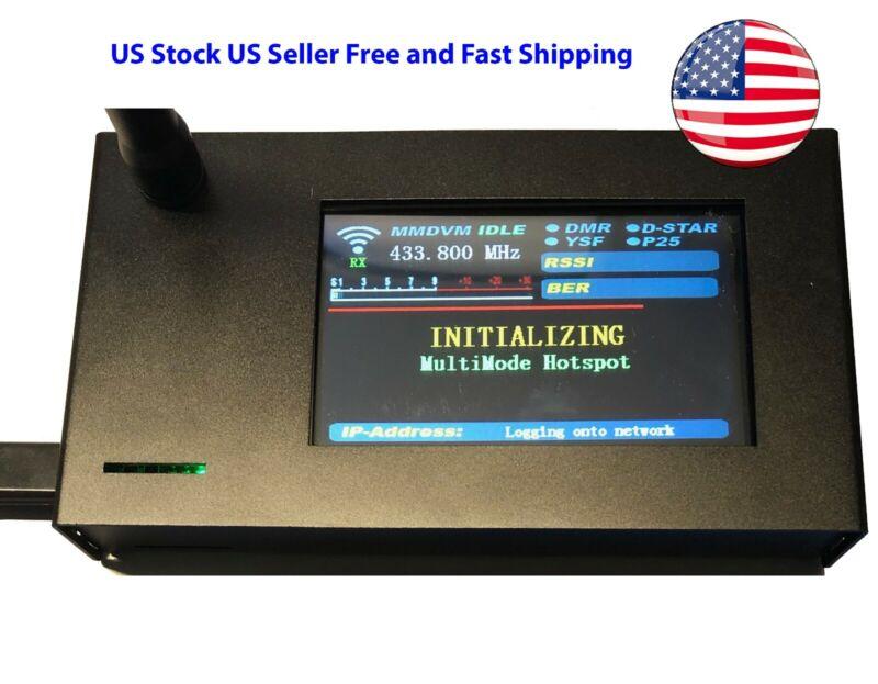 MMDVM hotspot LCD 3.2 inch Custom Layout Screen VHF UHF Pi-Star DMR YSF D* P25