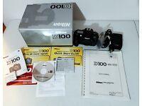 Genuine Part Nikon Digital SLR D100 D50 D70 BATTERY DOOR LID COVER UK Seller