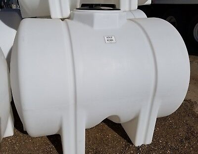525 Gallon Poly Plastic Water Storage Leg Tank Tanks