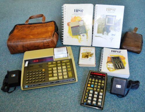 Hewlett-Packard HP 67/97 Programmable Calculator Excellent 90-Day Warranty
