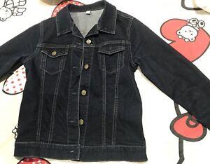 Uniqlo Denim Jacket Women Jackets Coats Gumtree Australia