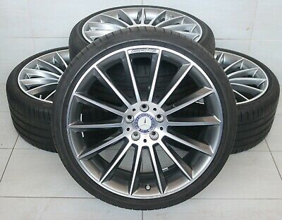 20 Zoll Original Mercedes CLS W257 C257 Sommerräder A2574011900  AMG 20 Zoll