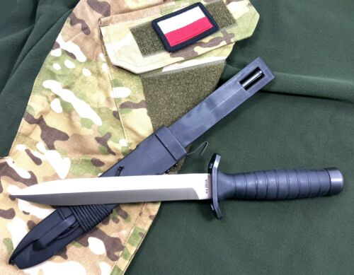 MILITARY KNIFE wz98AN POLISH ARMY - POLAND DAGGER FIGHTING ASSAULT SPECIAL TROOP