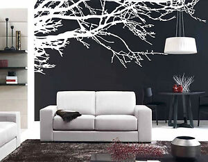 Mega-Stunning-Tree-Branch-Removable-Wall-Art-Stickers-Vinyl-Mural-Home-Decor