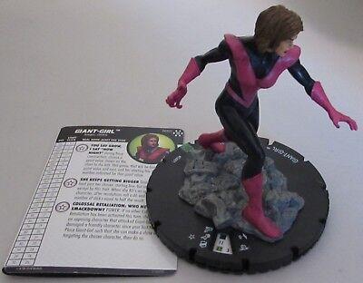 GIANT GIRL G001 Avengers Infinity Marvel HeroClix Colossal - Girl Avengers