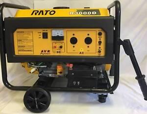 3.0kw Electric Start Generator - RATO 3000E - NEW - $859 GOULBURN Kingsdale Goulburn City Preview