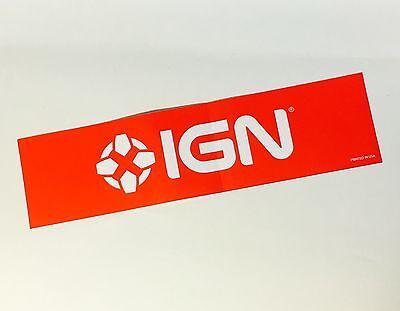 IGN Nerd Block Exclusive- IGN Logo - 11.5