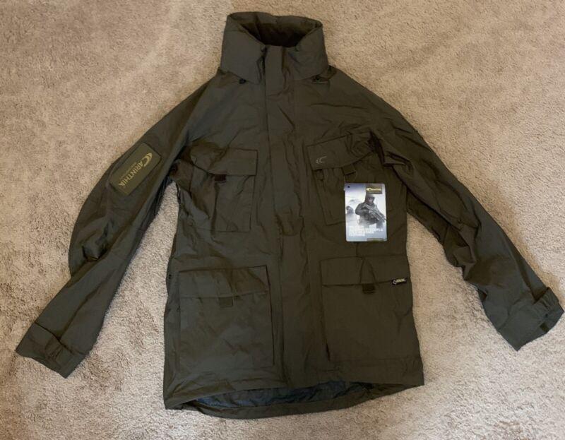 Carinthia TRG Jacket Rain Jacket Olive Size M Outdoor Jacket